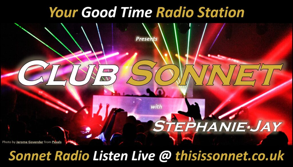 Club Sonnet With Stephanie Jay