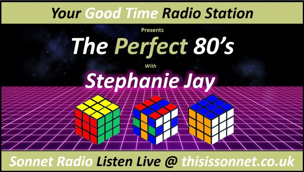 The Perfect 80's With Stephanie Jay