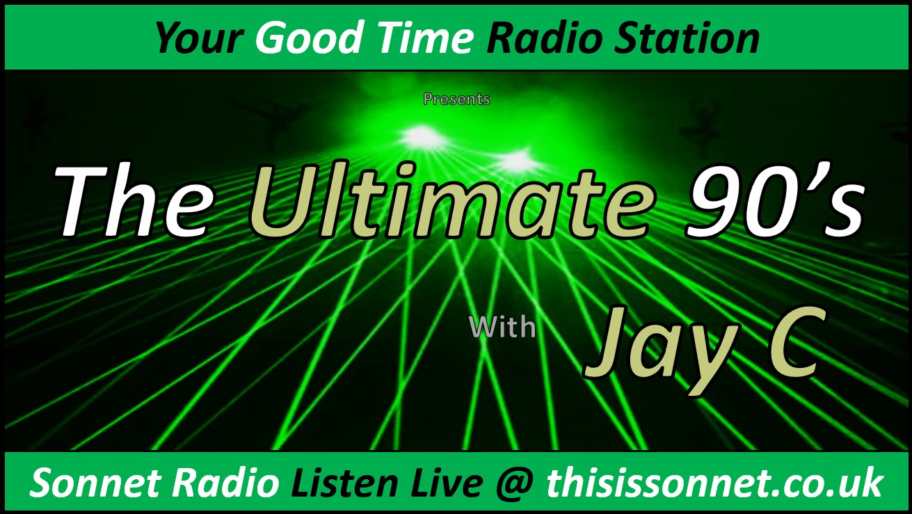 The Ultimate 90's With Jay C