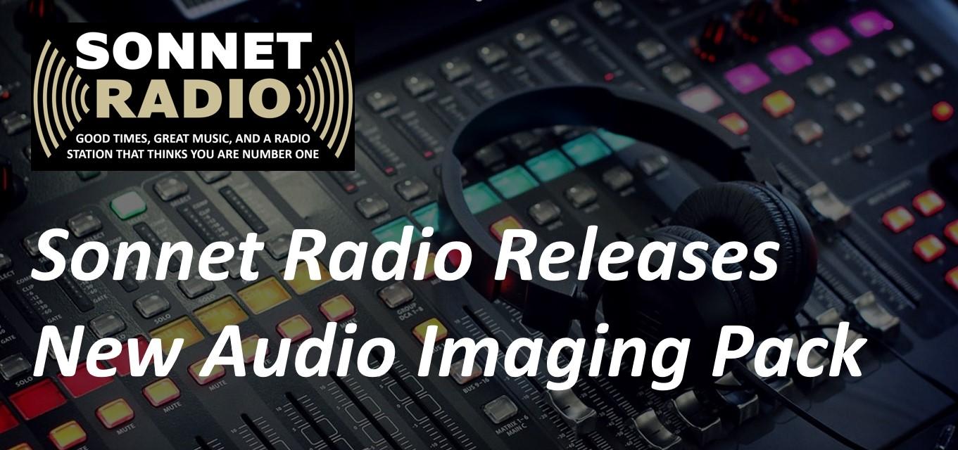 New audio imaging pack