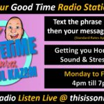 80's Drivetime: Monday to Friday 4pm to 7pm