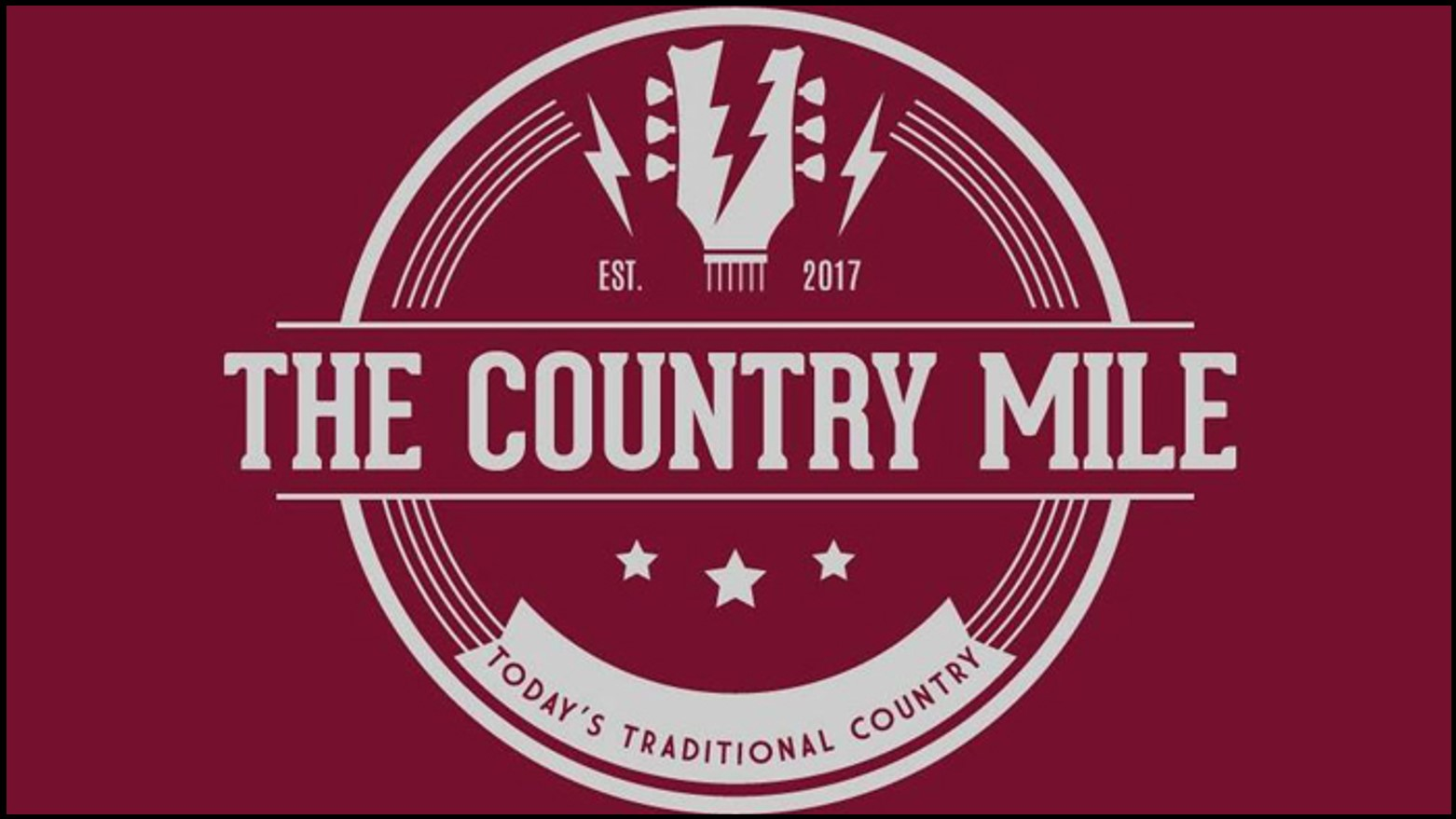 The Country Mile: Sunday 2pm – 3pm