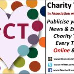 Charity Tuesday in Association with Sonnet Radio: Tuesday Midday – 2pm.