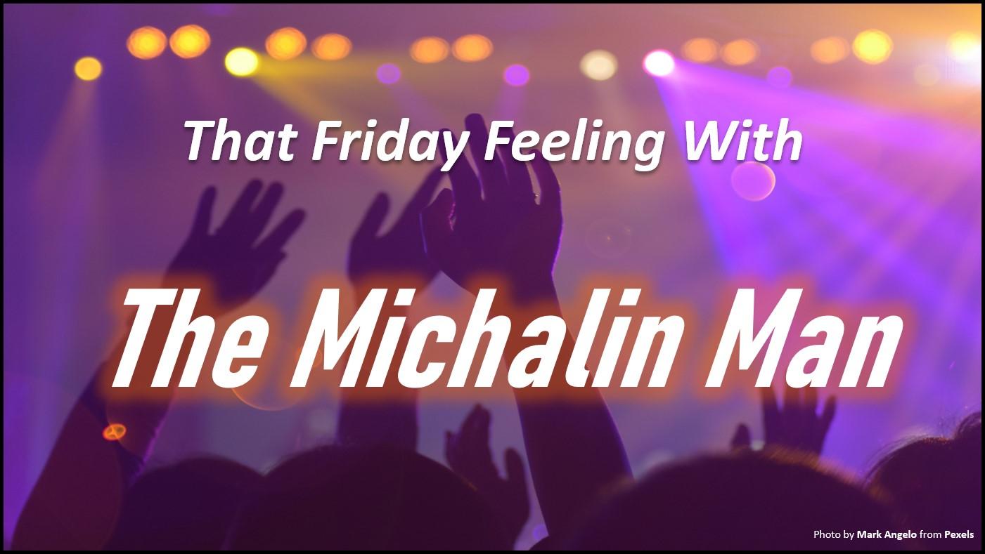 That Friday Feeling: Friday 21.00 – 00.00