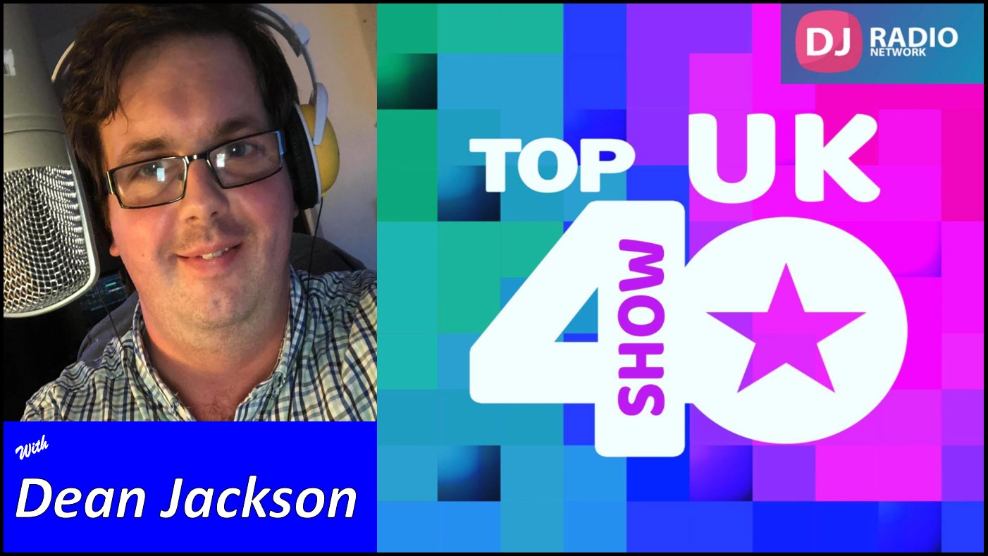 The UK Top 40 Show: Sunday 4pm – 7pm